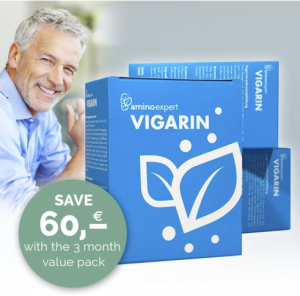 aminoexpert vigarin includes Arginine and Carnitine
