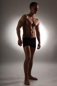 nice male body