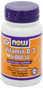 vitamin d by now foods helps with circulation and improves erections